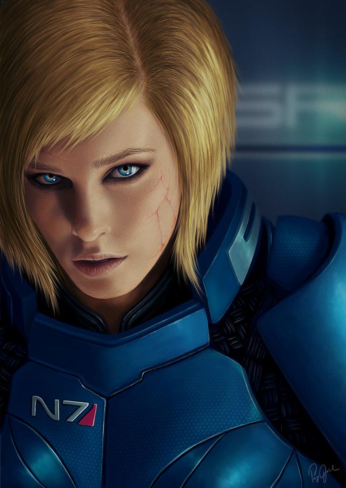 Shepard by velocitti