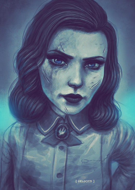 Burial at Sea by velocitti