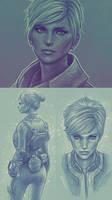 Ev Sketches
