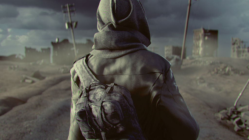 Into Dust - Character Reel Screenshot 3 by velocitti