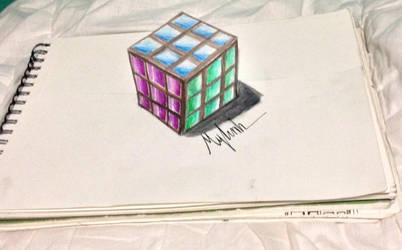 Rubik by oMCMXCVo