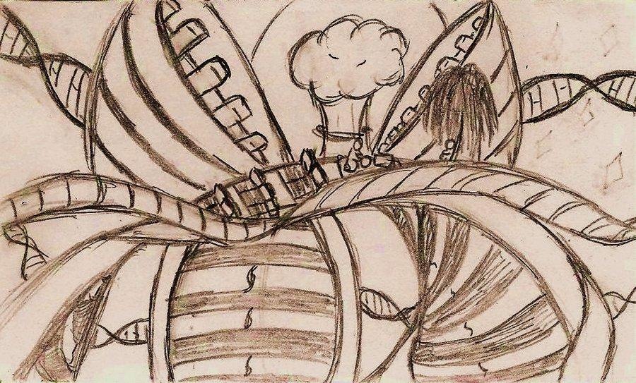 Doodle #1 by Ask2PAlfredFJones