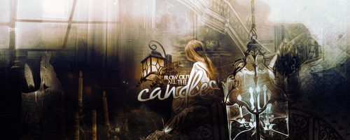 Candles by maybe-bec
