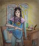 AA2014: The High King's study