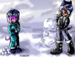 snowball by nueva-paz