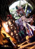 Goblin Slayer Team by Rwero
