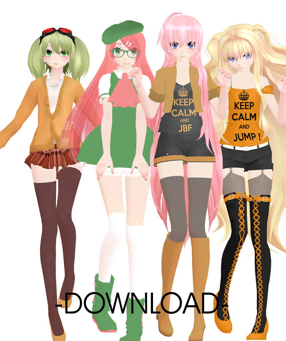 nuic models by NoUsernameIncluded