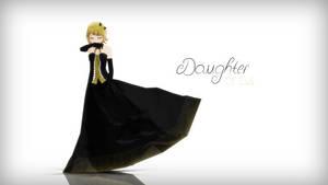 - DAUGHTER OF EVIL -