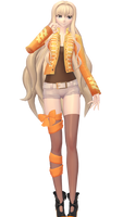 - MMD UPDATE - NUIC SeeU by NoUsernameIncluded