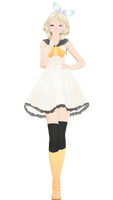 MMD- NUIC RIN v3 by NoUsernameIncluded