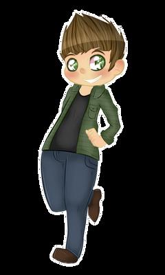 Dean (SuperNatural) [Fan Art]