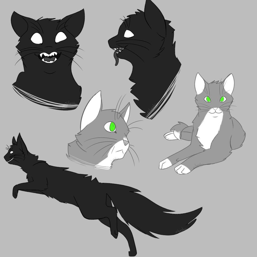 Thanatos [Character Study] by Kliniki