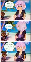 Dumbest Bitch [Kingdom Hearts]