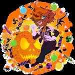 Halloween Town Sora [Kingdom Hearts]