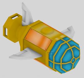 Steampunk Submarine (WIP)