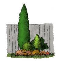 Garden Sketch #1