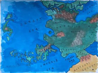 Work in Progress: The Enlightened Lands