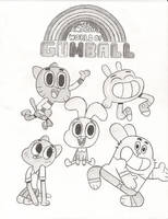 The Amazing World of Gumball by TheAljavis