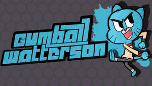 Fighting is Magic- Gumball Watterson