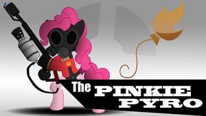 Pinkie Pyro (Wallpaper)