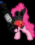 Pinkie Pyro (Vector)