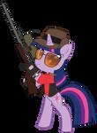 Twilight Sniper (Vector)