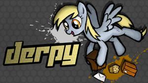 Fighting is Magic - Derpy