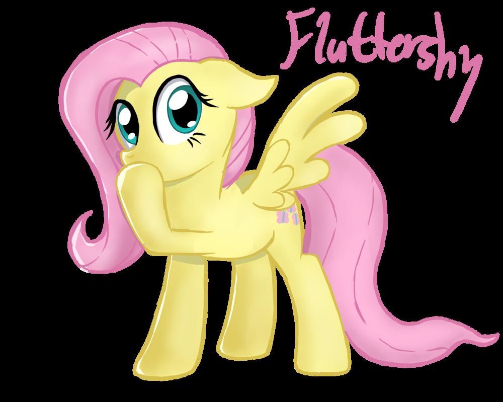 Fluttershy (1) by TheAljavis