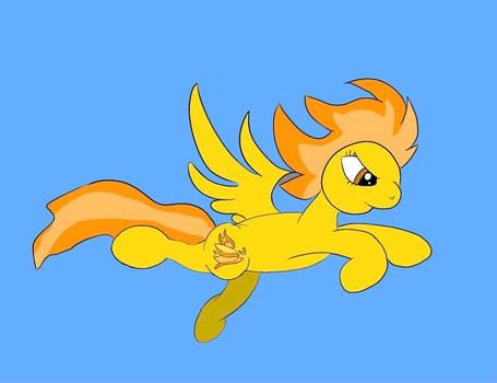 My Little Pony Spitfire