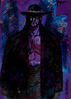 Undertaker by roemesquita