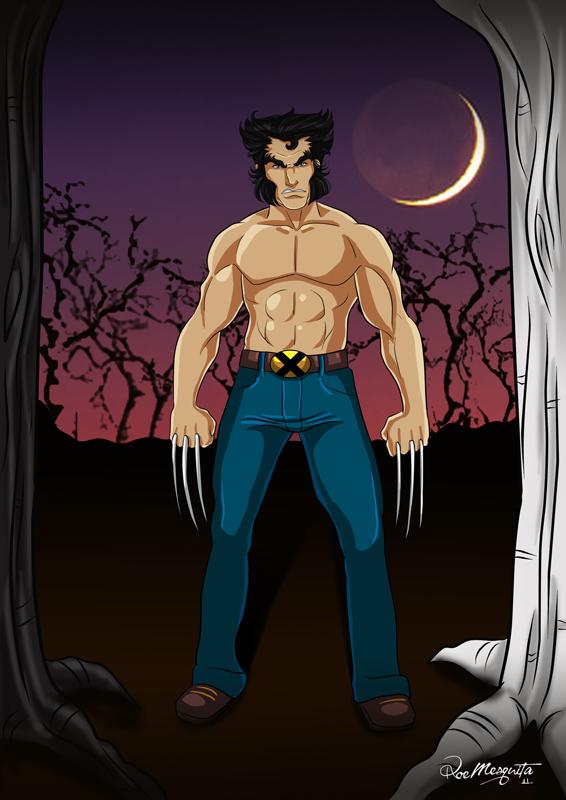 Wolverine By Roemesquita On DeviantArt