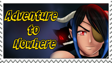 Adventure to Nowhere Stamp by roemesquita