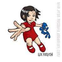 Monica by roemesquita