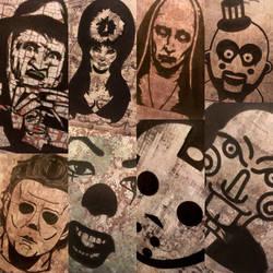 Horror Grunge Art
