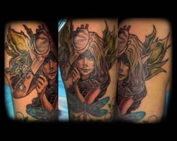 fairy by tattookollin