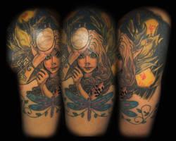 fairy 2 by tattookollin