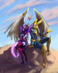 Sky Mage and Vengeful Spirit