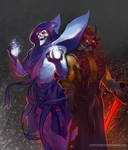 Lich and Jugger