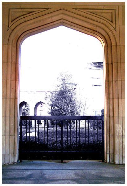 Archway by hucast