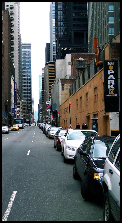 Parking Problem by hucast