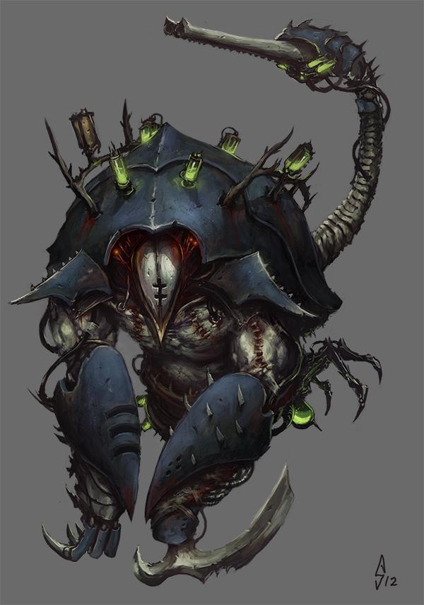 Talos Pain Engine by MoonSkinned