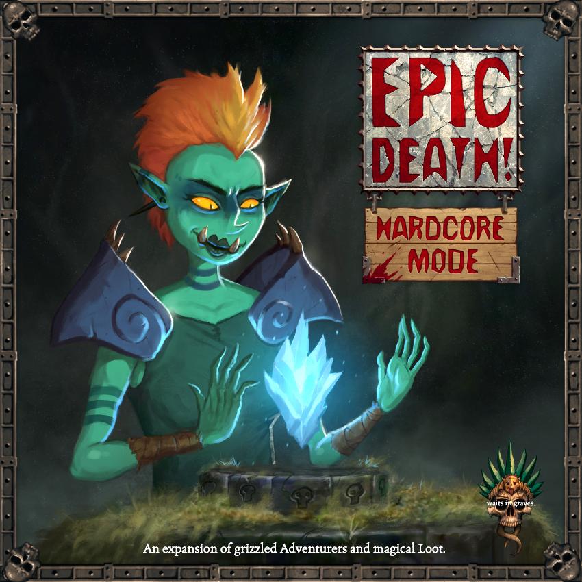 Hardcore Mode by MoonSkinned