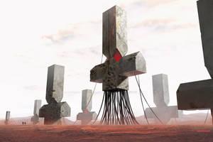 Gravefields by MoonSkinned