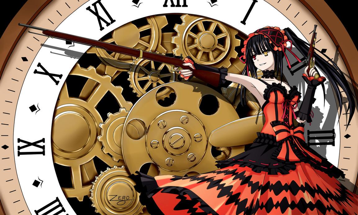 Kurumi Tokisaki - Date a Live by 73RO