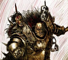 Khorne- The Blood God