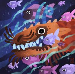105# - Underwater fun