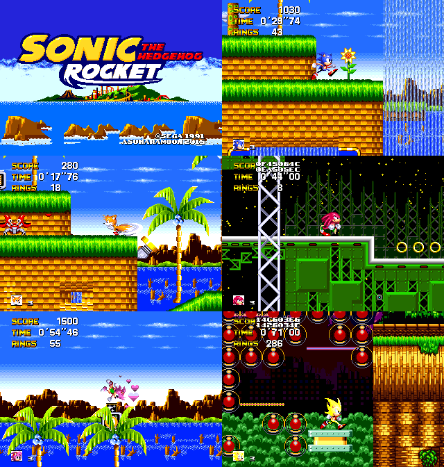 An Ordinary Sonic 1 Rom Hack Sonic Retro Sonic Hacks - fertodonnemetal