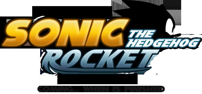 Sonic Rocket [Hack] - Official HD Logo by AsuharaMoon