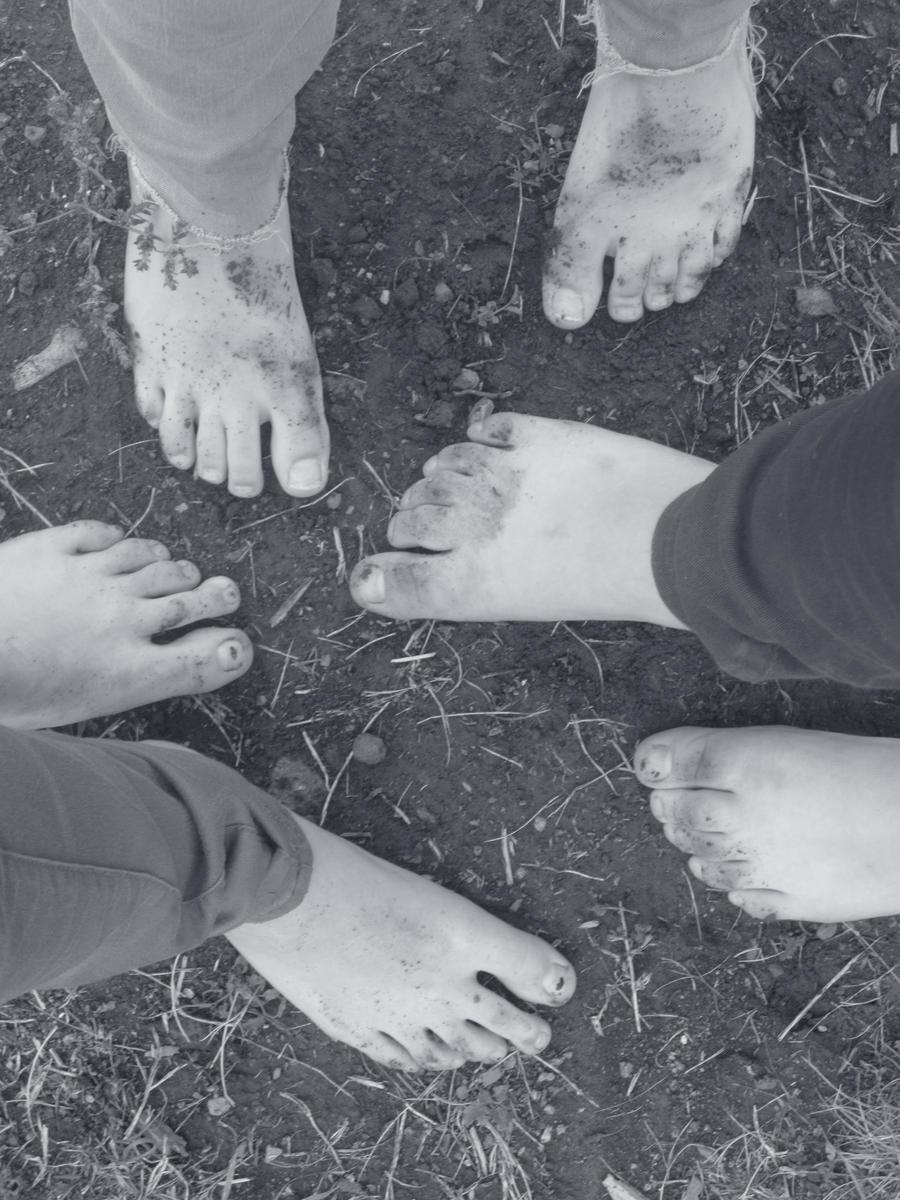 Feet by JadeLila