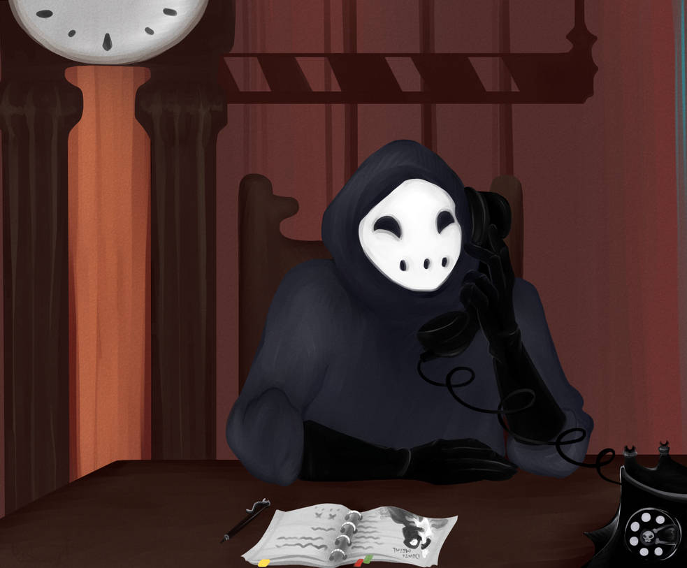 Peace,Death!-Reaper.